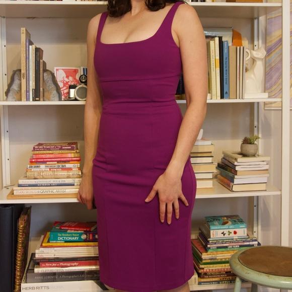 Diane Von Furstenberg Dresses & Skirts - Diane Von Furstenberg purple Bridget dress 2/XS